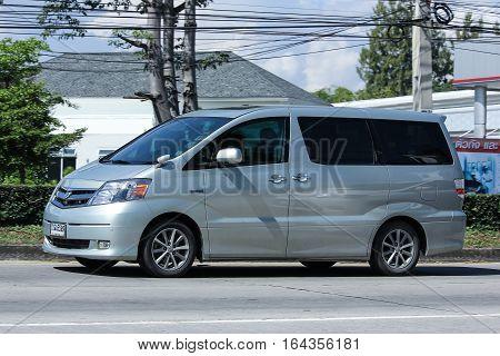 Private Toyota Alpha Car