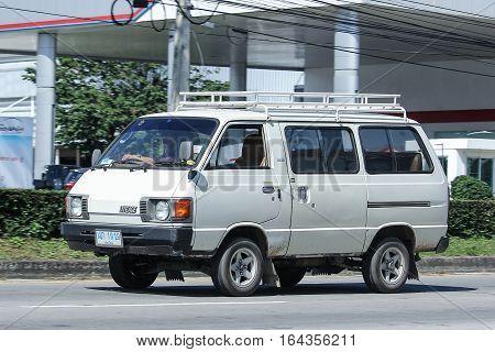 Old Toyota Liteace Private Van