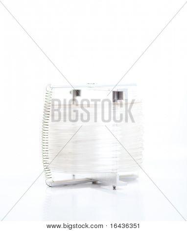 coluna de cromatografia em fase gasosa