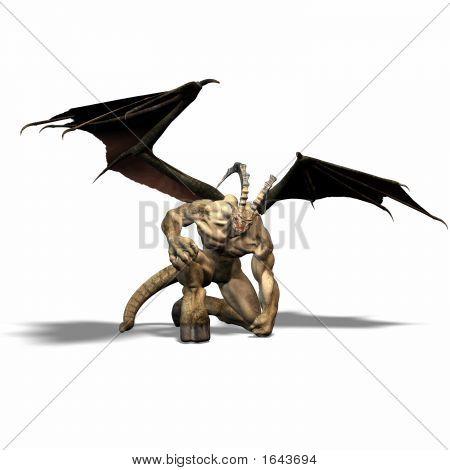 Gargoyle #9
