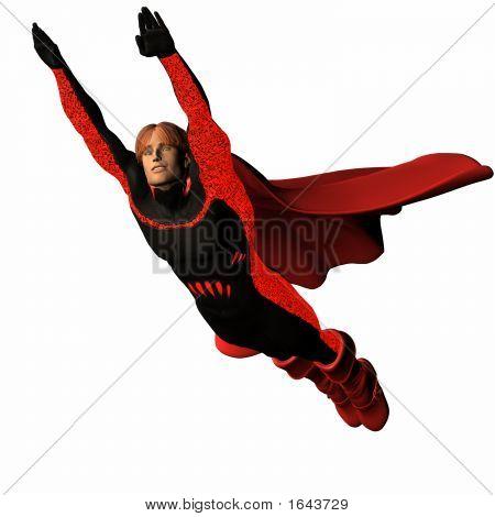 Red Super Hero #2