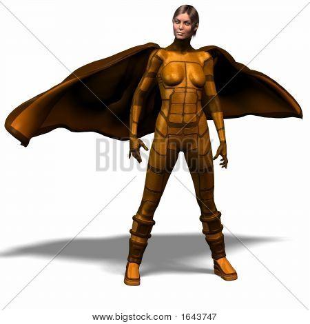 Super Heroine #1
