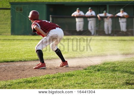Runner at Third