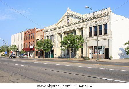 Main Street, Benton Harbor, Michigan