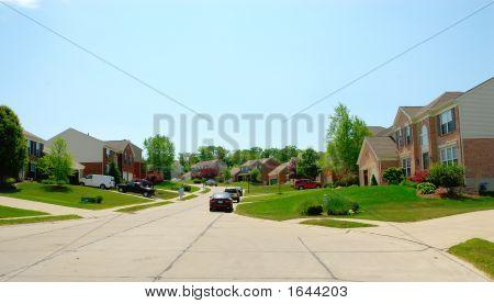 Los suburbios