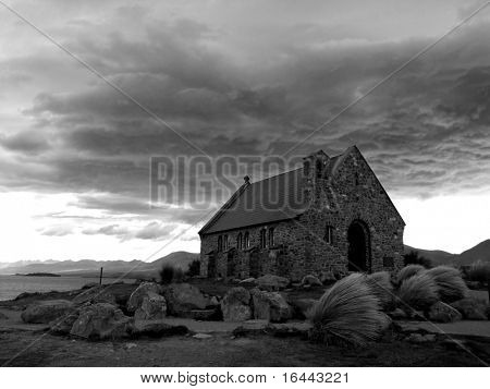 Church of te Good Shepherd, Lake Tekapo NZ