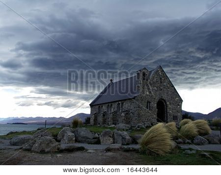 Church of the Good Shepherd - Lake Tekapo NZ