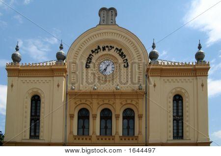 Synagogue Of Pecs, Hungary