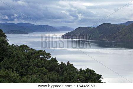 Malborough Sounds NZ