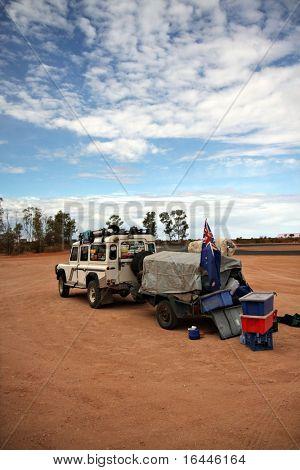 Outback safari