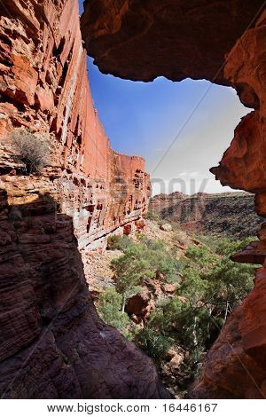 Kings Canyon, NT Australia