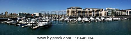 Marina in Glenelg, Adelaide