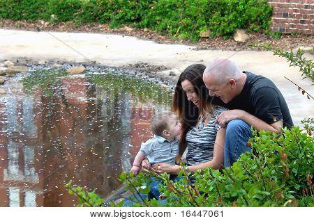 Adoring Parents
