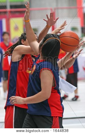 Basketball Match