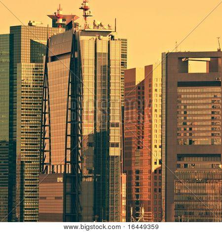 Horizonte de Tokio
