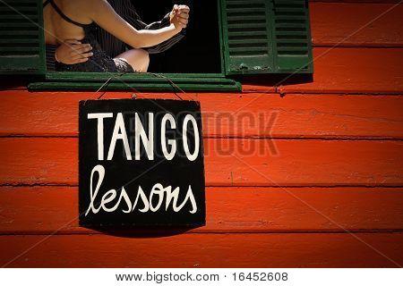 Clases de Tango - Buenos Aires