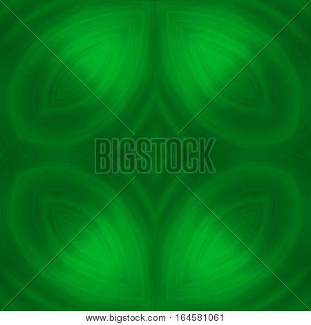 Symbolic green spiritual healing energy restful esoteric background
