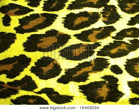 Tiger pattern for background