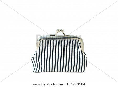 wallet stripepurse striped small money income unemployment