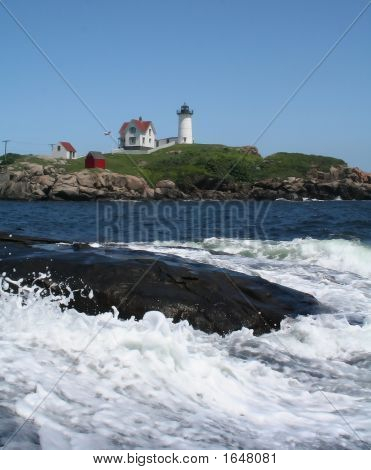 Nubble And Waves