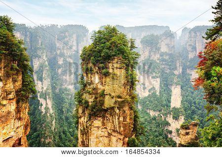 Amazing Quartz Sandstone Pillar The Avatar Hallelujah Mountain