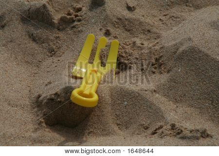Fork In The Sand