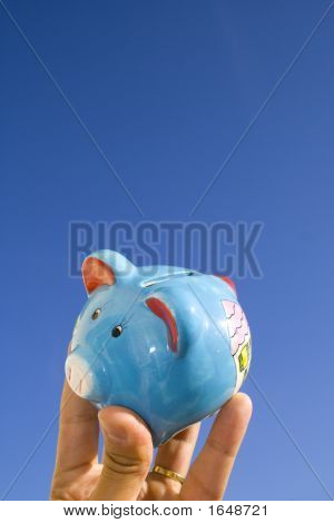 Money Pig In The Sky