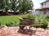 Garden Yardwork poster