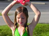 Summer Shower poster