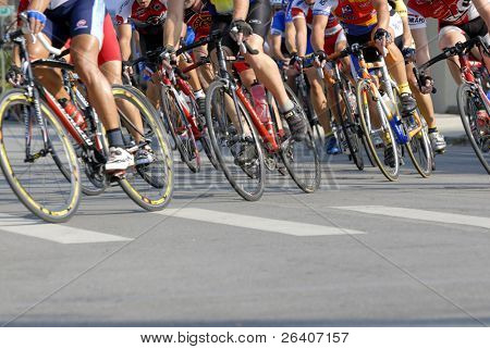 Competition bike race 42. See more in my portfolio