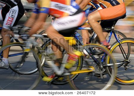 Competition bike race 47. See more in my portfolio