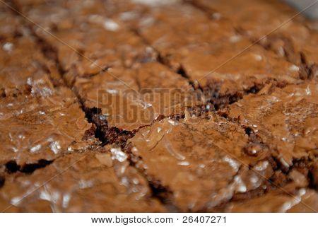 Chocolate home made brownies food 08