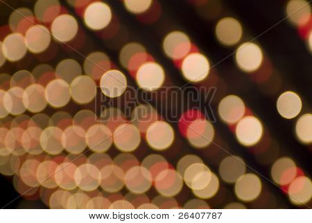 Blur colorful motion lights abstract background
