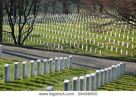 Arlington National Cemetery Washington DC travel series 47