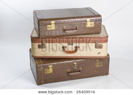 Suitcase travel series 13