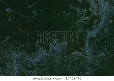 Oil Slick on water grunge background pattern series 01