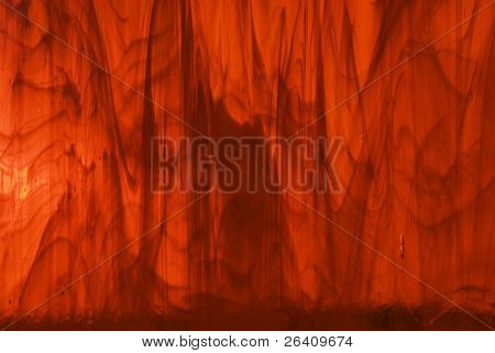 Colorful stained glass background abstract texture red orange
