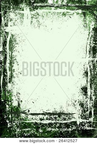 abstract,eroded,grunge frame