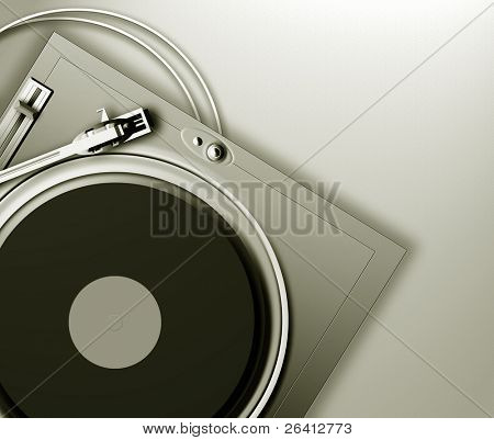 turntable (concept 2)