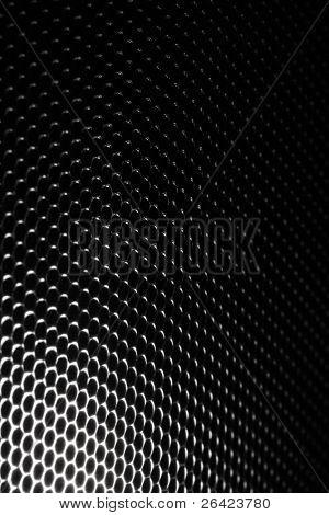 speaker grating