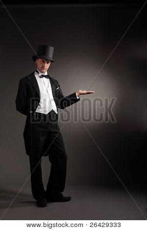 magician offer
