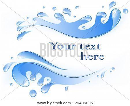 splash card