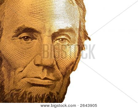Abraham Lincoln na luz