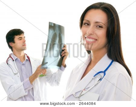 Friendly Caring Medical Health Doctors