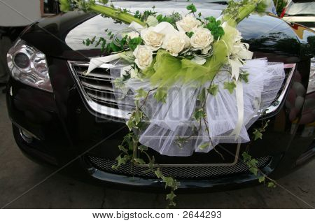 Car wedding decoration romantic decoration wedding decor on wedding car wedding decorations ideas cool math games 2014 junglespirit Image collections