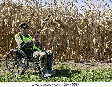 Hunting From A Wheelchair