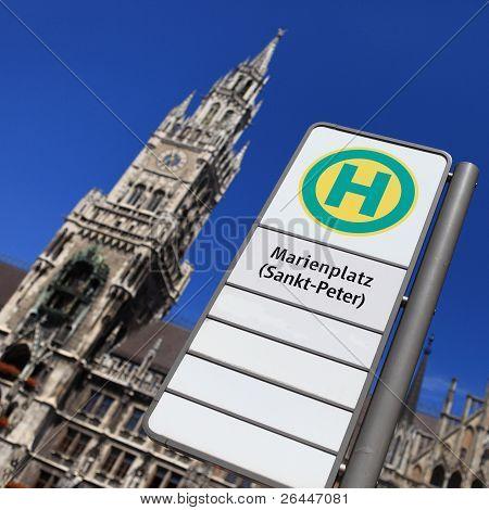 Marienplatz Munich