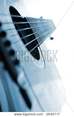 Guitar Close Up