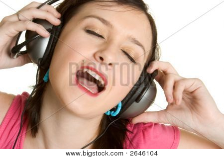 Young White Music Lover