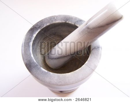 Marble Mixing Bowl